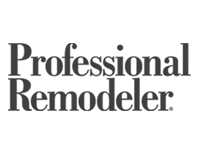 2013 America's Top Remodeler, Published by Professional Remodeler, ranked #217