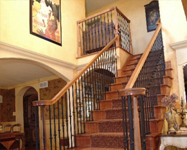Entries & Staircases